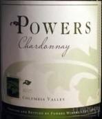 Powers Chardonnay, Columbia Valley, USA