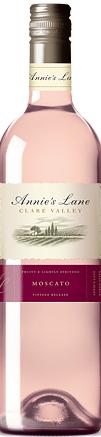 安尼道莫斯卡托干白葡萄酒(Annie's Lane Moscato,Clare Valley,Australia)