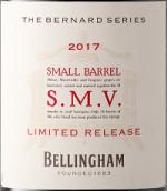 贝林翰酒庄伯纳小桶SMV红葡萄酒(Bellingham The Bernard Series Small Barrel S.M.V, Paarl, South Africa)