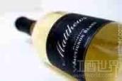 马修斯毕博长相思干白葡萄酒(Matthews Blackboard Sauvignon Blanc,Columbia Valley,USA)