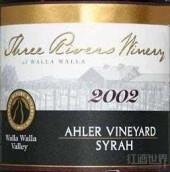 Rivers Winery Syrah,Columbia Valley,USA