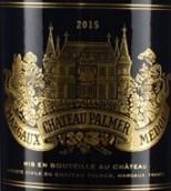 宝马庄园红葡萄酒(Chateau Palmer, Margaux, France)