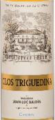 巴尔帝酒庄晚收贵腐甜白葡萄酒(Jean-Luc Baldes Clos Triguedina Chenin, IGP Comte Tolosan, France)