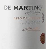 德马丁诺单一园佳美娜干红葡萄酒(De Martino Single Vineyard Alto de Piedras Carmenere,Maipo ...)