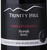 三圣山吉布利特西拉干红葡萄酒(Trinity Hill Gimblett Gravels Syrah, Hawke's Bay, New Zealand)