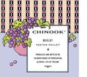 奇努克梅洛干红葡萄酒(Chinook Merlot,Yakima Valley,USA)