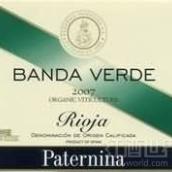 铂特邦达维德原有机葡萄栽种干红葡萄酒(Federico Paternina Banda Verde Organic Viticulture,Rioja ...)