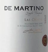 德马丁诺单一园拉克鲁斯干红葡萄酒(De Martino Single Vineyard Las Cruces Old Bush Vines,...)