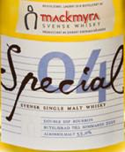 麦克米拉特别系列04号瑞典单一麦芽威士忌(Mackmyra Special 04 Svensk Single Malt Whisky,Sweden)