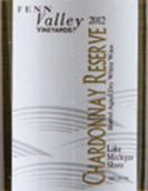 芬恩谷珍藏霞多丽干白葡萄酒(Fenn Valley Vineyards Chardonnay Reserve, Fennville, USA)