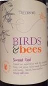 风之语马尔贝克甜红葡萄酒(Trivento Birds&Bees Sweet Red Malbec,Mendoza,Argentina)