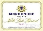 摩根豪富白诗南贵腐甜白葡萄酒(Morgenhof Estate Noble Late Harvest Chenin Blanc,...)