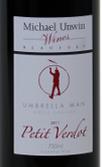 麦克恩文撑伞人系列味而多干红葡萄酒(Michael Unwin Wines Umbrella Man Petit Verdot,Pyrenees,...)