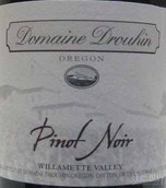 杜鲁安威拉麦迪谷黑皮诺干红葡萄酒(Domaine Drouhin Pinot Noir, Willamette Valley, Oregon, USA)