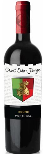 圣乔治红葡萄酒(Caves Sao Jorge DOC,Douro,Portugal)