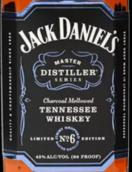 杰克丹尼酿酒大师系列6号限量版田纳西威士忌(Jack Daniel's Master Distiller Series No. 6 Limited Edition Tennessee Whiskey, Tennessee, USA)