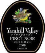 岩希尔谷珍藏黑皮诺干红葡萄酒(Yamhill Valley Vineyards Reserve Pinot Noir,Oregon,USA)