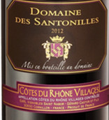 圣拿波圣托尼拉斯混酿干红葡萄酒(Chateau Saint Nabor Domaine Santonilles Cotes du Rhone ...)