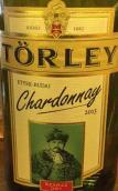 托雷酒庄霞多丽干白葡萄酒(Torley Chardonnay, Etyek-Buda, Hungary)