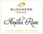 布什梅阿米莉亚桃红葡萄酒(Bushmere Estate Amelia Rose,Gisborne,New Zealand)