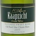 卡帕子池天然甜白葡萄酒(Kaapzicht Estate Natural Sweet Wine,Stellenbosch,South ...)