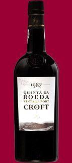 柯福特罗达年份波特酒(Corft Port Quinta da Roeda Vintage,Douro,Portugal)