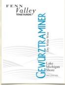 芬恩谷琼瑶浆白葡萄酒(Fenn Valley Vineyards Gewurztraminer, Lake Michigan Shore, USA)