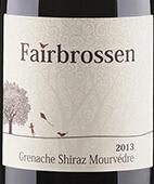 费柏罗森酒庄歌海娜-西拉-慕合怀特混酿干红葡萄酒(Fairbrossen Estate Grenache Shiraz Mourvedre,Perth Hills,...)