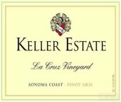 Keller Estate La Cruz Vineyard Pinot Gris, Sonoma Coast, USA