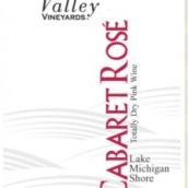 芬恩谷卡巴莱桃红葡萄酒(Fenn Valley Vineyards Cabaret Rose,Lake Michigan Shore,USA)