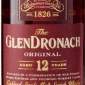 格兰多纳原味12年苏格兰单一麦芽威士忌(The GlenDronach Original Aged 12 Years Single Malt Scotch ...)