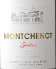 洛佩斯酒庄蒙切诺特级珍藏5年混酿红葡萄酒(Bodegas Lopez Montchenot Grand Reserve 5 Anos, Mendoza, Argentina)