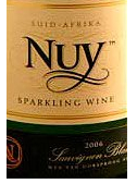 努伊酒庄起泡酒(Nuy Winery Sparkling Wine,Breede River Valley,South Africa)
