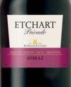 艾查德普里瓦多西拉干红葡萄酒(Bodegas Etchart Etchart Privado Shiraz,Cafayate,Argentina)