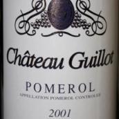 吉略特酒庄干红葡萄酒(Chateau Guillot,Pomerol,France)