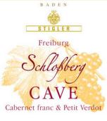 施蒂格勒城堡山洞穴品丽珠-味而多迟摘干红葡萄酒(Weingut Stigler Freiburg Schlossberg CAVE Cabernet Franc & Petit Verdot Spatlese trocken, Baden, Germany)