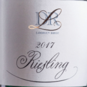 露森兄弟雷司令白葡萄酒(Loosen Bros Dr. L Riesling, Mosel, Germany)
