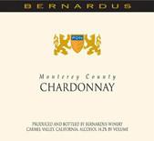 伯纳德斯酒庄吉瑞瓦园霞丽多白葡萄酒(Bernardus Griva Vineyard Chardonnay,Monterey County,USA)