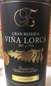 Vina Lorca Gran Reserva Carmenere,Colchagua Valley,Chile