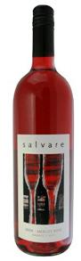 萨尔瓦雷梅洛桃红葡萄酒(Salvare Estate Merlot Rose,Hawkes Bay,New Zealand)