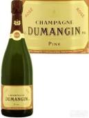 福满心粉红玫瑰桃红香槟(Champagne Dumangin J.Fils 'Pink' Premier Cru Brut Rose,...)
