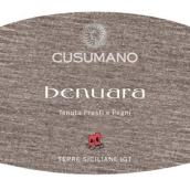 库舒曼诺班诺拉干红葡萄酒(Cusumano Benuara Terre Siciliane IGT,Sicily,Italy)
