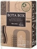 德利卡博塔盒马尔贝克干红葡萄酒(门多萨)(Delicato Family Vineyards Bota Box Malbec, Mendoza, Argentina)