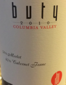 布迪康纳李园梅洛品丽珠红葡萄酒(Buty Winery Conner Lee Vineyard Merlot-Cabernet Franc,...)