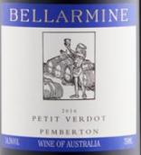 贝拉明味而多干红葡萄酒(Bellarmine Wines Petit Verdot, Pemberton, Australia)
