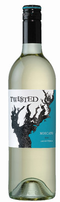 德利卡翠丝藤莫斯卡托葡萄酒(Delicato Family Vineyards Twisted Moscato,California,USA)