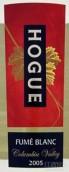 霍格酒庄白诗南干白葡萄酒(Hogue Cellars Chenin Blanc, Columbia Valley, USA)