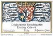 巴塞曼乔登清晨雷司令精选甜白葡萄酒(Weingut Geheimer Rat Dr. von Bassermann-Jordan Deidesheimer Hohenmorgen Riesling Auslese, Pfalz, Germany)