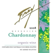 弗雷酒庄有机霞多丽白葡萄酒(Frey Vineyards Organic Chardonnay, California, USA)