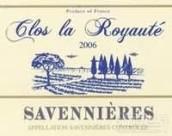 Vignobles Laffourcade Savennieres Clos La Royaute,Loire,...